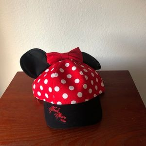 Minnie Mouse Disney Hat